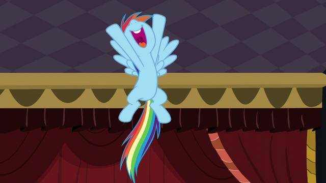 "File:Rainbow ""Woo-hoo!"" S5E15.png"