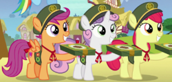 Filly Guide Cutie Mark Crusaders ID S6E15