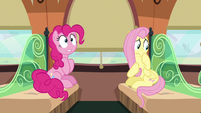 "Fluttershy ""I'm pretty sure I don't want to be in it"" S6E18"