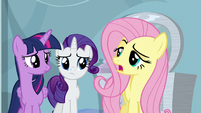 "Fluttershy ""until she lets it all out"" S5E5"