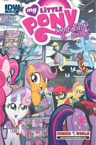 File:My Little Pony Issue 11 New York Comic Con.jpg