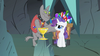 Rarity what are you doing S1E19