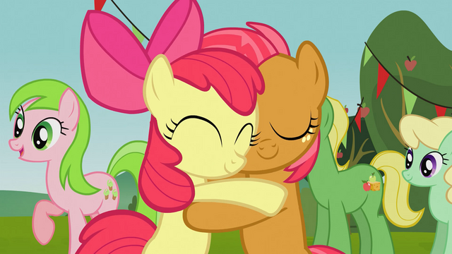 File:Apple Bloom and Babs reunite S03E08.png