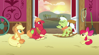 "Granny Smith ""everypony quit your lollygaggery"" S6E23"