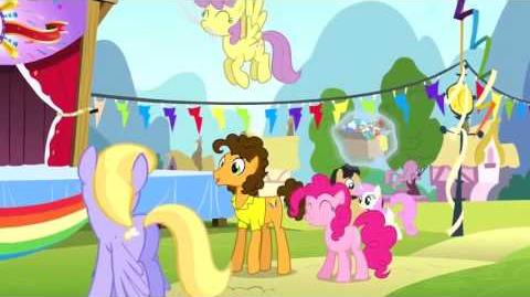 My Little Pony - Pinkie the Party Planner, reprise (Serbian, Mini) HD