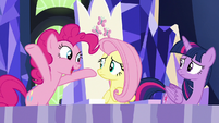 "Pinkie Pie ""really, really, really funny"" S6E15"