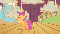 Scootaloo 'Just got to try twenty times as hard!' S4E05