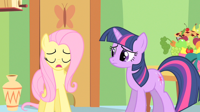 File:Fluttershy to be a model S1E20.png