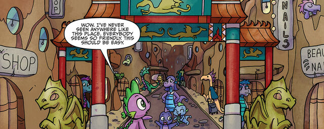 File:Friends Forever issue 14 Dragon Town.jpg