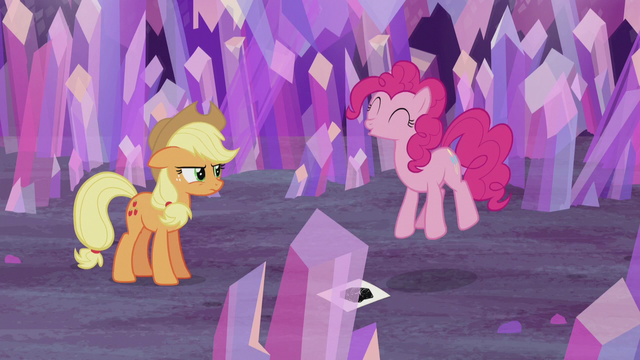 File:Pinkie Pie jumps up and down S5E20.png