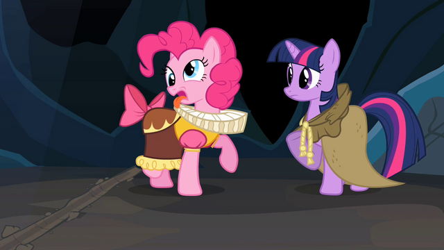 File:Pinkie Pie making a face S2E11.png