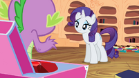 Rarity beautiful eyes S2E10