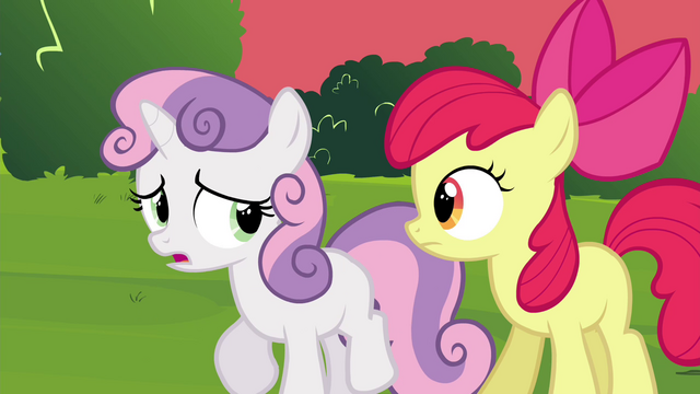 "File:Sweetie Belle ""to take me to Manehattan"" S4E15.png"