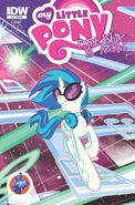 MLPFIM 10 Larry's Comics RE Cover