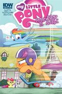 MLPFIM 16 RE Hot Topic