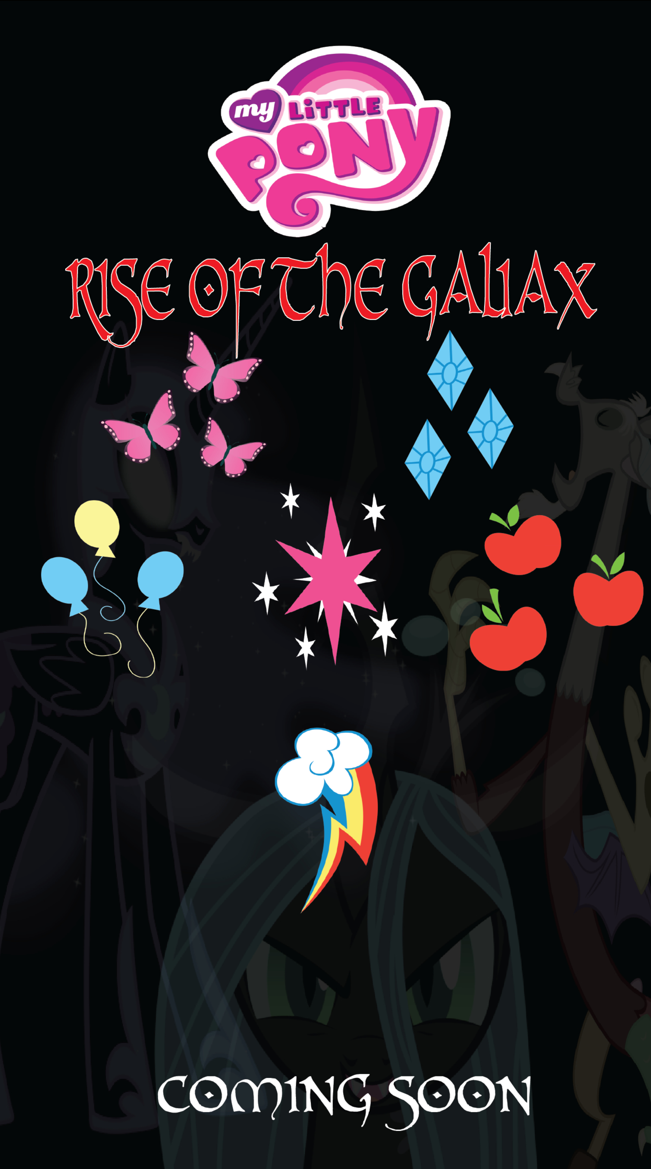 Rise of the galiax my little pony fan labor wiki - My little pony wikia ...