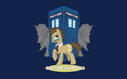 Doctor whooves 1
