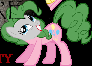 Joker Pinkie Pie by ohthatandy on DeviantArt