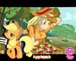 HumanApplejack