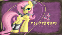 Fluttershy wallpaper by artist-fesslershy31 and artist-ratchethun