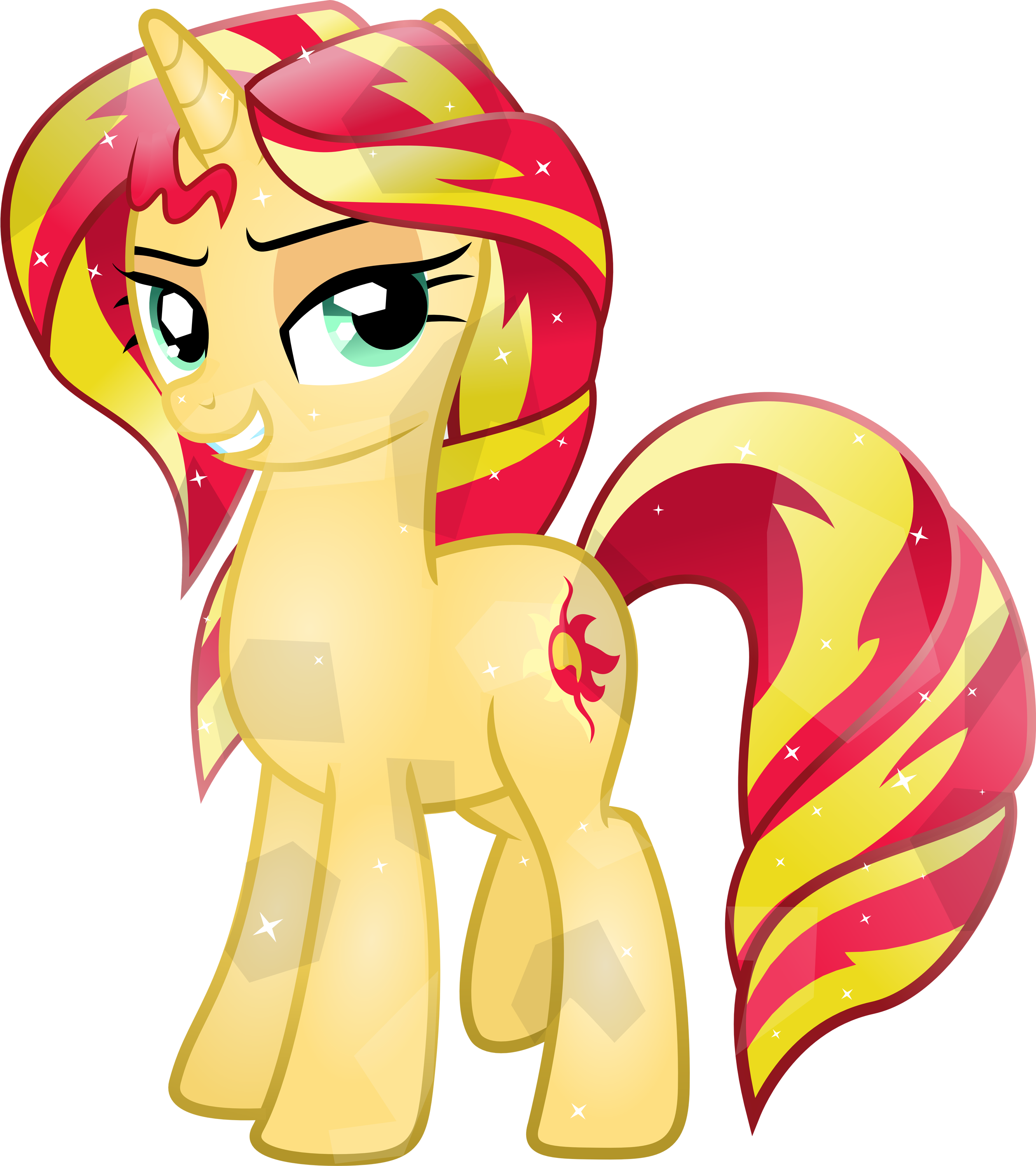 Sunset Shimmer Like This If The Only Reason That You
