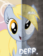 Mlp two sides of derpy by tehjadeh-d4hypcr