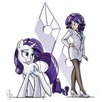 Rarity by GlancoJusticar