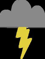 Lightning Bolt's Cutie Mark