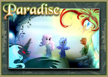 Paradise cover 2 by CSImadmax