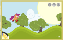Pony Wings screenshot