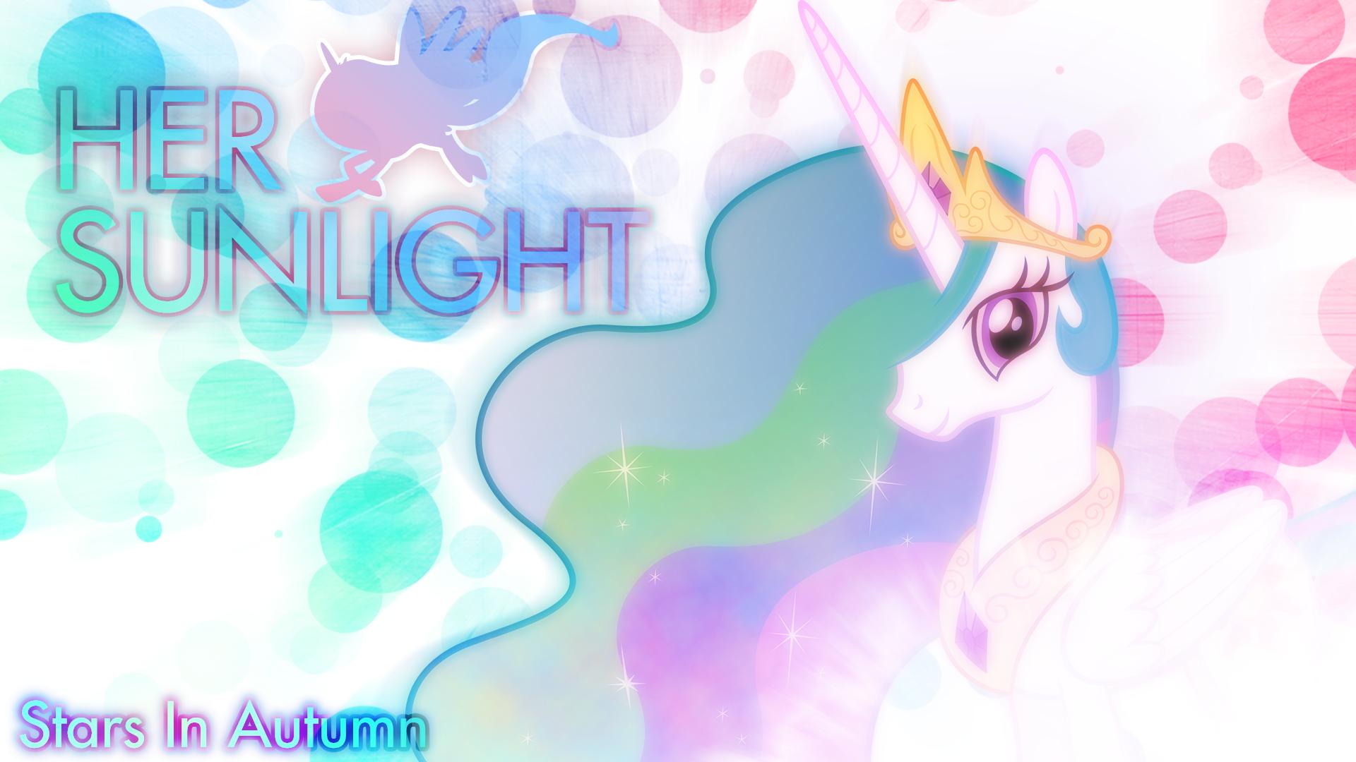 image princess celestia background wallpaper by artist