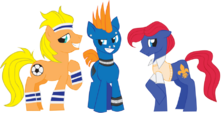 MLP Tales Colts by Inspectornills