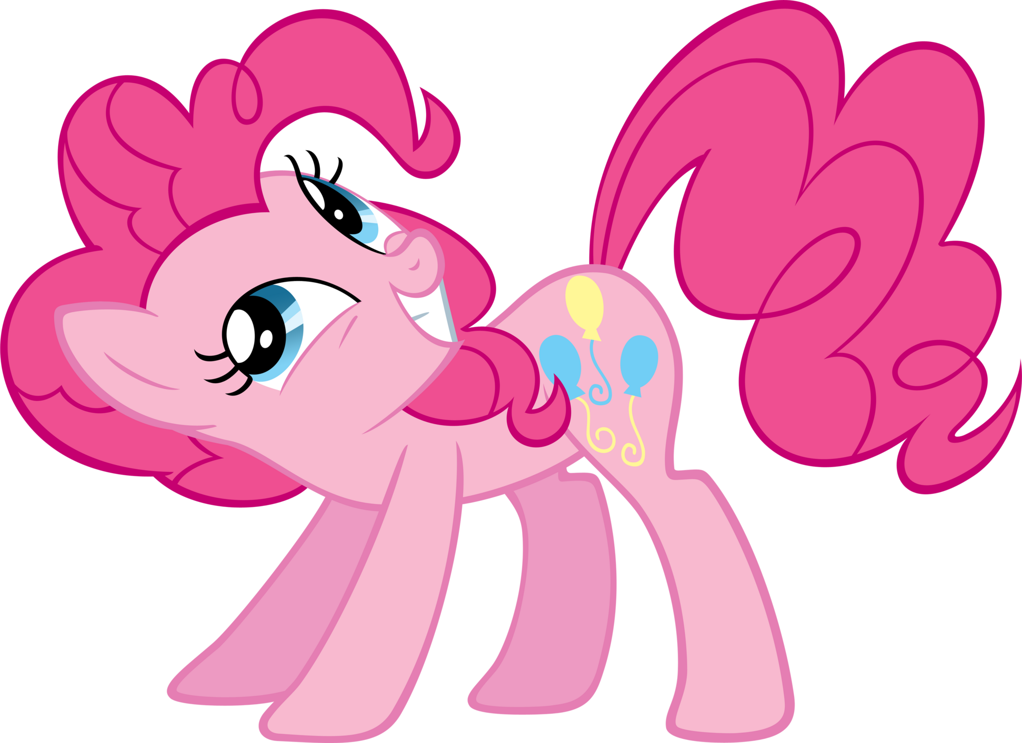 Pinkie pie my little pony fan labor wiki fandom - My little pony a colorier ...