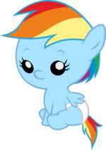 Baby dash by stardustxiii-d4hdmpt