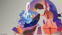 Octavia wallpaper by artist-spacekitty