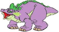 Spike (My Little Pony) Spike (The Land Before Time)
