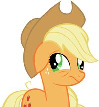Applejack broken
