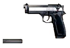 MC2-Beretta M9 Silenced