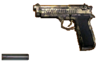 MC2-NX8 Handgun Silenced
