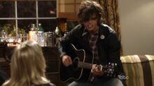 Dylan sings 'In the Moonlight'