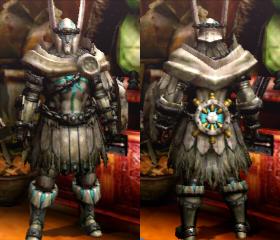 Helios Armor / Selene Armor (Gunner) (MH4)   Wiki L ...
