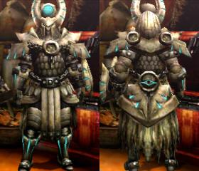 Helios X Armor / Selene X Armor (Gunner) (MH4U)   Wiki L ...
