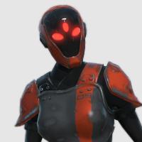 SMNC Hotshot Assassin Portrait