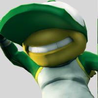 Mascot portrait