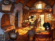 Blondebeard's Chicken Shoppe(inside)