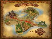 Monkey island map(EMI)
