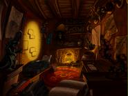 Blood Island - Mort's Bedroom