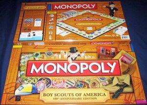 Monopoly boy scouts 100 anniversary 002