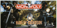 Harley Davidson Authorized Edition