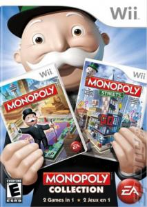 Wii Monopoly collection